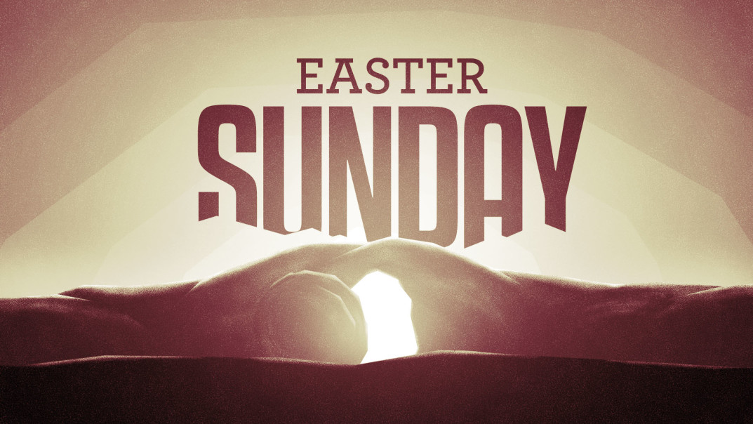 Live Stream // Easter Sunday 12th April 2020